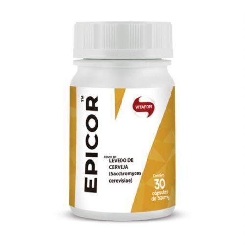 Epicor - 30 Cápsulas - Vitafor no Atacado