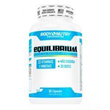 Equilibrium Multivit - 60 Cápsulas - Body Nutry