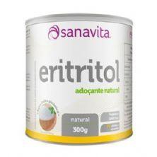 Eritritol - 300g Natural - Sanavita