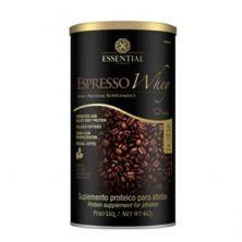 Espresso Whey - 462g Café - Essential Nutrition
