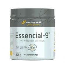 Essencial-9 - 225g Guaraná com Açaí - Body Action