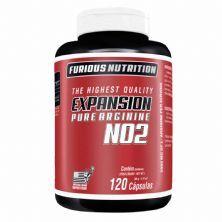 Expansion Pure Arginine - 120 Cápsulas - Furious Nutrition