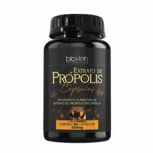 Extrato de Própolis - 60 Cápsulas - Bioklein