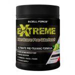 Extreme Hardcore Pré- Workout - 300g Limão - Cell Force no Atacado