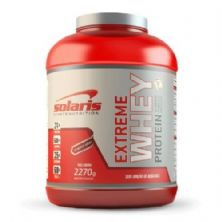 Extreme Whey Protein - Baunilha 2270g - Solaris Nutrition