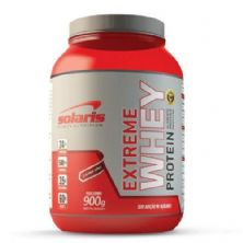 Extreme Whey Protein - Morango 900g - Solaris Nutrition