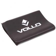 Faixa Exercícios -  Nível Extra Forte 0,70 mm Preto - Vollo Sports