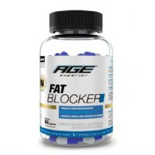 Fat Blocker Bloqueador de Gordura AGE - 60 Cápsulas - Nutrilatina