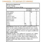 FB Lipotropic - 100 Tabletes - Universal