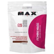 Femini Mass - 2400g Chocolate - Max Titanium