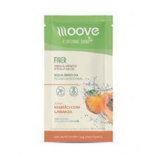 Fiber - 1 Envelope 10g - Laranja com Mamão - Moove Nutrition