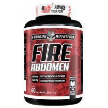 Fire Abdomen - 60 Cápsulas - Furious Nutrition