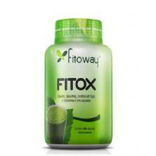 Fitox - 60 Cápsulas - Fitoway
