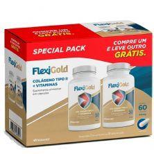 Flexigold Special Pack - 30 Cápsulas +30 Cápsulas Grátis - Herbamed