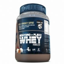 Flexx Whey Isohydro++ 900g Coconut Trufle - Under Labz