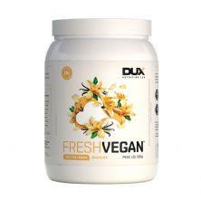 Fresh Vegan - 520g Baunilha - Dux Nutrition