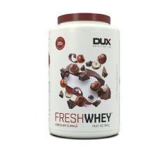 Fresh Whey - 900g Chocolate e Avelã - Dux Nutrition