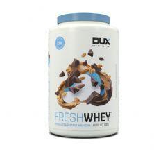 Fresh Whey - 900g  Chocolate e Pasta de Amendoim - Dux Nutrition