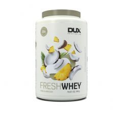 Fresh Whey - 900g Coco e Abacaxi - Dux Nutrition