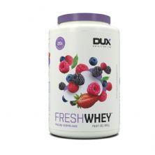 Fresh Whey - 900g Frutas Vermelhas - Dux Nutrition