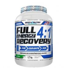 Full Energy Recovery 4:1 - 1200g Limão - Body Nutry*** Data Venc. 26/07/2018
