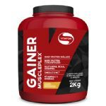 Gainer Muscleplex - Morango 2000g - Vitafor