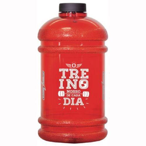 Galão (1 litros) Vermelho - Integralmédica no Atacado