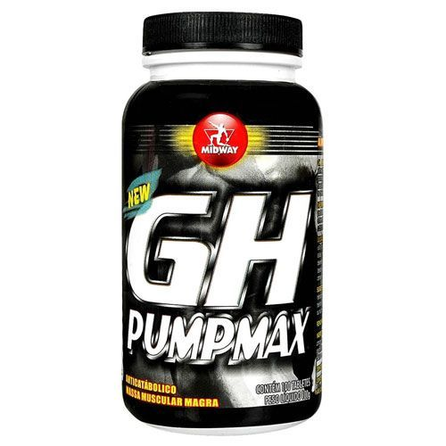 GH Pumpmax - 100 Tabletes - MidWay