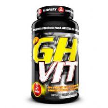 GH Vit - 100 Tabletes - MidWay