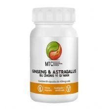 Ginseng & Astragalus - 60 Cápsulas - Vitafor