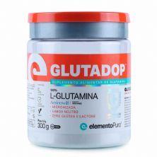 GlutaDop - 300g Sem Sabor - ElementoPuro