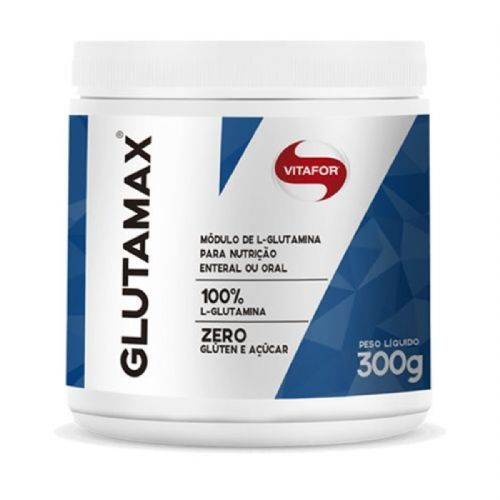 Glutamax - 300g - Vitafor no Atacado