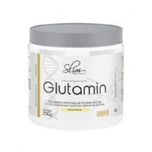Glutamin - 250g Baunilha - Slim Weight Control
