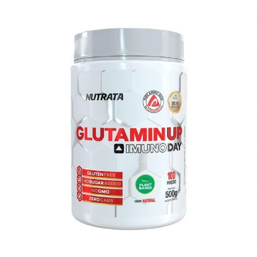 Glutamin UP - 500g - Nutrata no Atacado