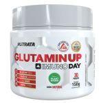 Glutamin UP Imuno Day - 150g - Nutrata no Atacado
