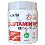 Glutamin UP Imuno Day - 300g - Nutrata no Atacado