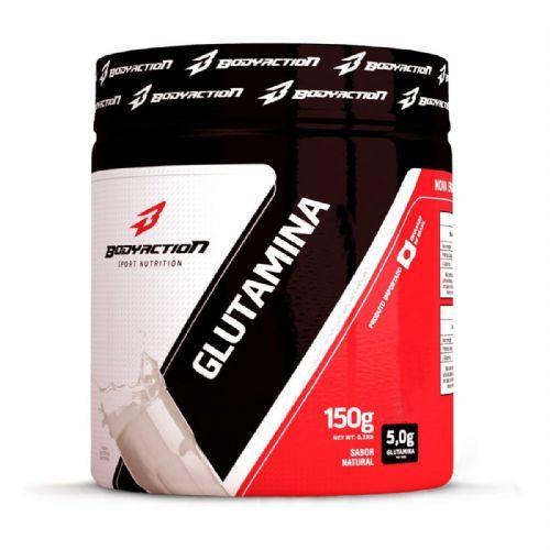 Glutamina - 150g - BodyAction no Atacado