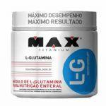 Glutamina L-G - 300g - Max Titanium
