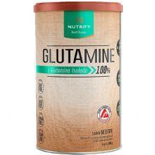 Glutamine Isolada Vegan - 500g Neutro - Nutrify