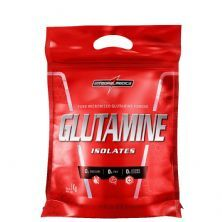 Glutamine Isolates - Refil 1000g - IntegralMédica
