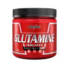 Glutamine Isolates - 150g - IntegralMédica