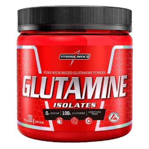 Glutamine Isolates - 300g - IntegralMédica no Atacado