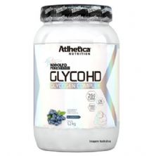 Glyco HD Rodolfo Peres - 1200g Blueberry - Atlhetica Nutrition