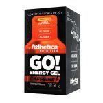 Go Energy Gel Caffeine - 10 Sachês 30g Laranja com Acerola - Atlhetica Nutrition no Atacado