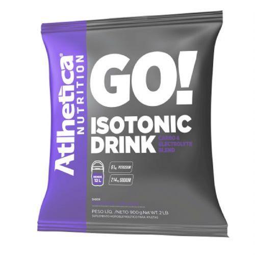 Go Isotonic Drink - 900g Refil Guaraná com Açaí - Atlhetica Nutrition no Atacado