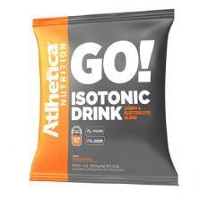Go Isotonic Drink - 900g Refil Tangerina - Atlhetica Nutrition