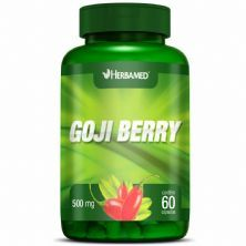 Goji Berry - 60 Cápsulas - Herbamed