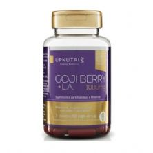 Goji Berry + L.A 1000mg - 60 Cápsulas - Upnutri*** Data Venc. 30/05/2019