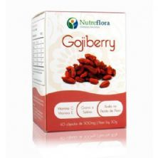 Gojiberry - 60 Cápsulas - Nutreflora