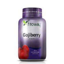Gojiberry - 60 Cápsulas - Fitoway